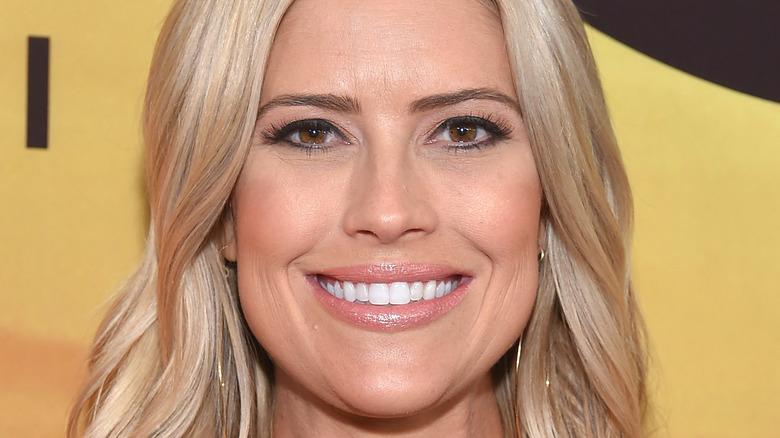 Christina Haack close-up