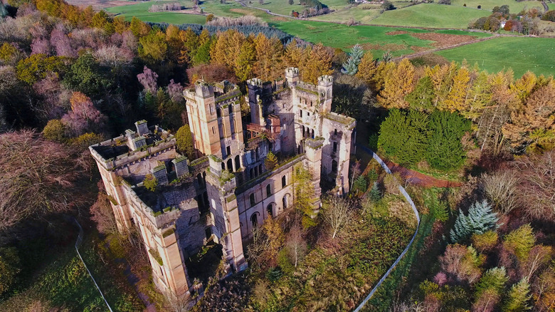 Lennox Castle, Lennoxtown, Scotland