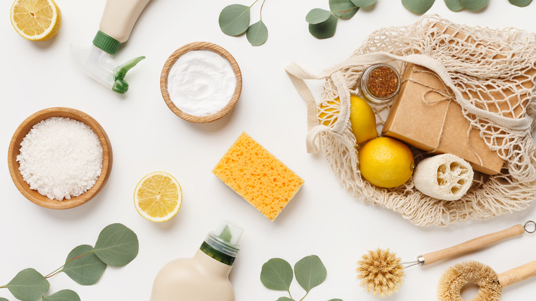 eco-friendly cleaning supplies
