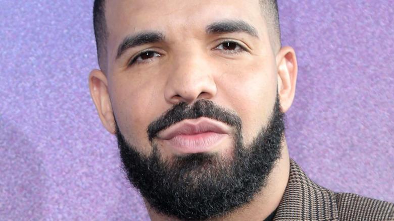 Drake close-up