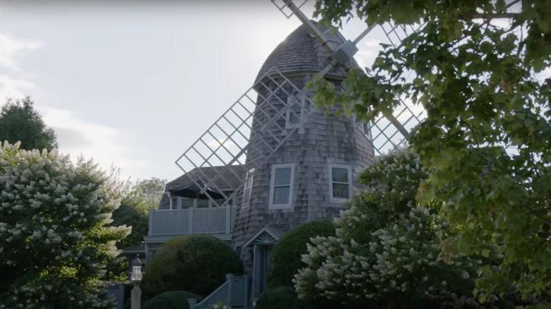 Robert Downey Jr.'s Windmill Home