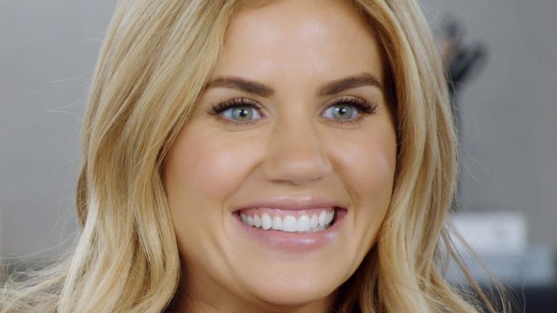 Shea McGee smiling