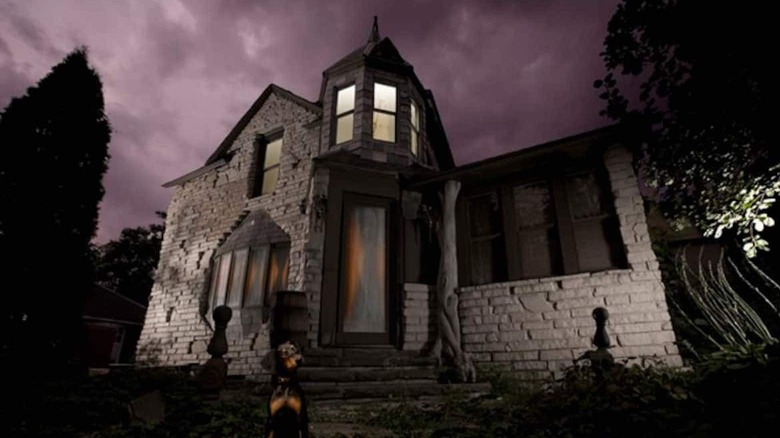 Creepy house in Saint Paul, Minnesota