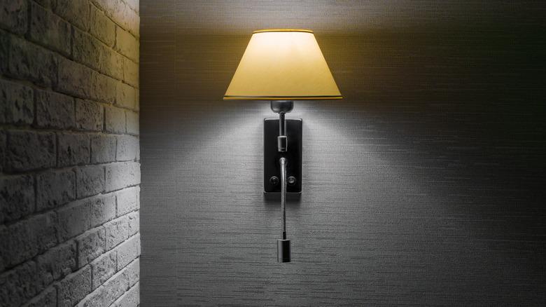 lighting sconce