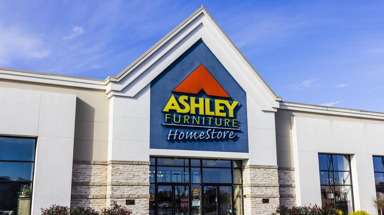 Ashley HomeStore exterior