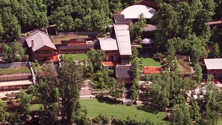 Bill Gates' $150 million Medina Washington house